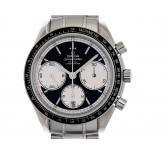 Omega Speedmaster Racing Co-Axial Stahl Automatik Chronograph 40mm UVP 4.000,- Ungetragen