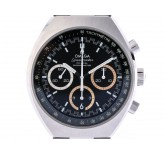 Omega Speedmaster Mark II Olympic Collection Rio 2016 Limited Edition Stahl Automatik Chronograph 46x42mm UVP 5.400,- Ungetragen