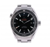 Omega Seamaster Planet Ocean 600m Co-Axial Stahl Automatik Stahlband 46mm UVP 5.000,- Ungetragen