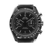 Omega Speedmaster Moonwatch Dark Side of the Moon Keramik Black Automatik Chronograph Faltschließe 44mm Box&Pap. Full Set Ungetragen mit Zertifikat über 10.400,-€
