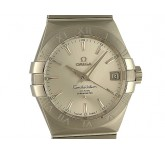 Omega Constellation Co-Axial Stahl Automatik 38mm Box&Pap. Full Set Ungetragen mit Zertifikat 5.000,-€