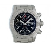 Breitling Avenger II Stahl Automatik Chronograph 43mm Stahlband UVP 5.310,- Ungetragen