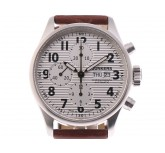 Junkers JU 52 Chronograph Automatic Stahl 42mm