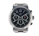 Chopard Mille Miglia Stahl Automatik Chronograph Stahlband 42mm UVP 5.870.- Bj.2014 Box&Pap. Full Set wie Neu