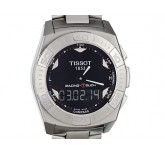 Tissot Racing T-Touch Multifunktion Chronograph Stahl Quarz 43mm