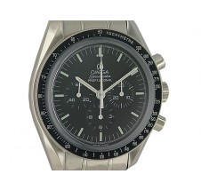 Omega Speedmaster Professional Moonwatch Glasboden 42mm