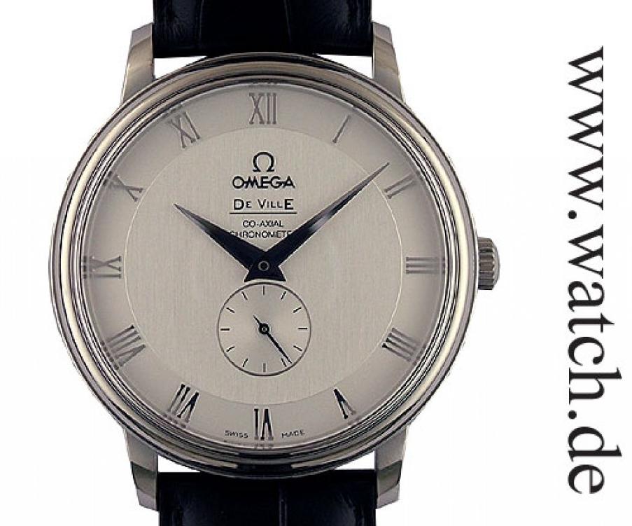 Omega De Ville Co Axial Chronometer