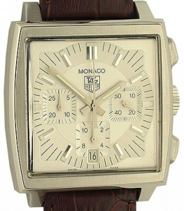 Tag Heuer Monaco Chronograph Automatik