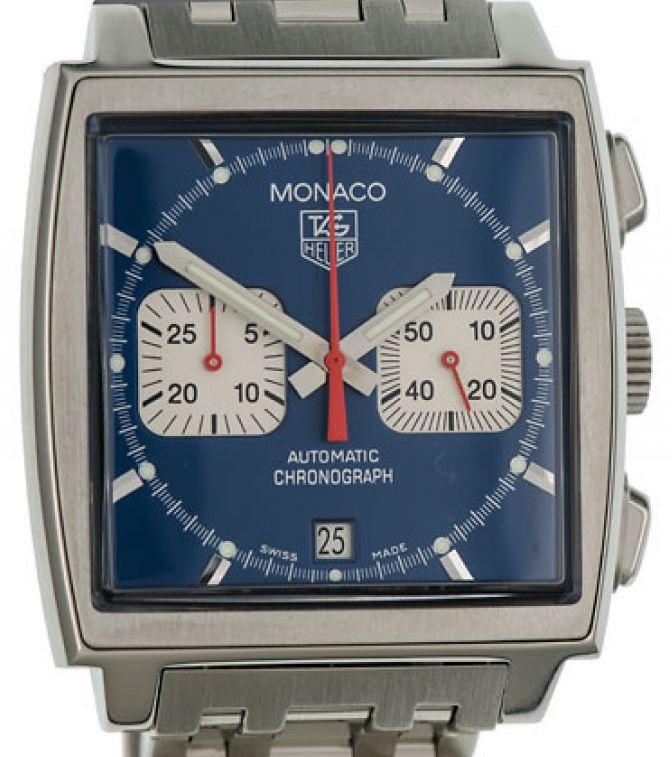Tag Heuer Monaco Eine Uhr Erlangt Weltruhm