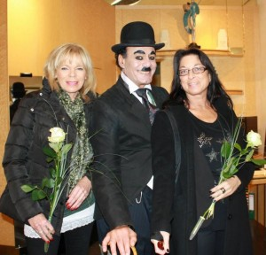 Art meets Jewelry Chaplin