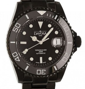 Davosa Ternos Diver Black