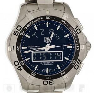 Tag Heuer Aquaracer 1_100 sec Chronograph