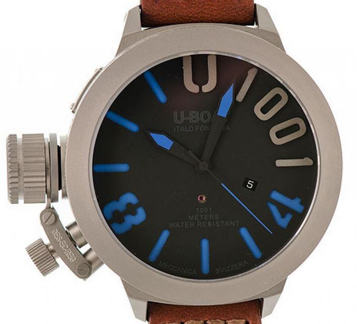 Uhren von U-Boat: Gehobene Schätze - watch.de blog