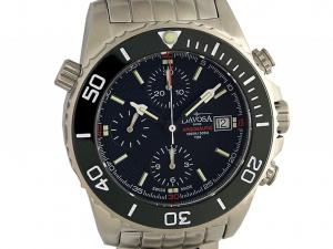 Davosa Argonautic Stahl Chronograph