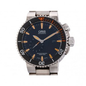 Oris Aquis Carlos Coste Titan Automatik Limited Edition 46mm