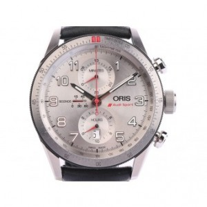 Oris Audi Sport Chronograph Limited Edition Titan Automatik 44mm