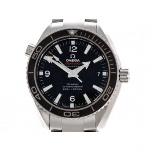 Omega Seamaster Planet Ocean 600m Co-Axial Stahl Automatik Stahlband 42mm
