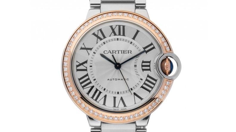 Cartier - Zeitmesser und Schmuckstück