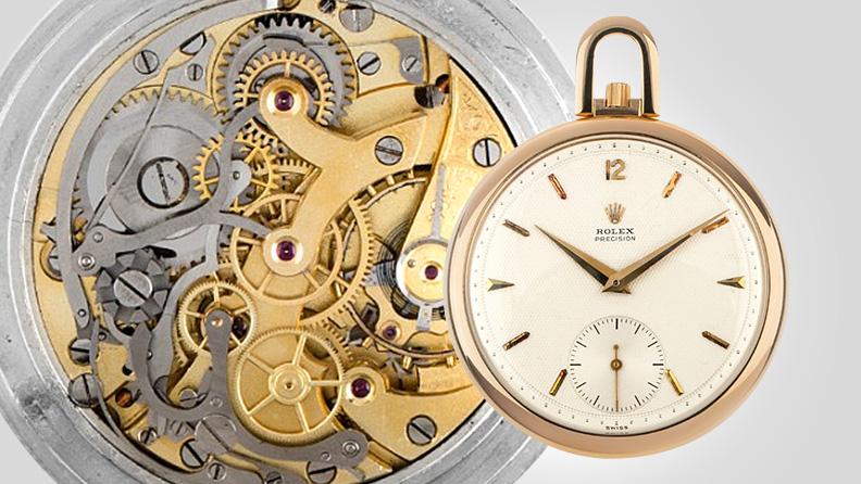 Taschenuhren bei watch.de