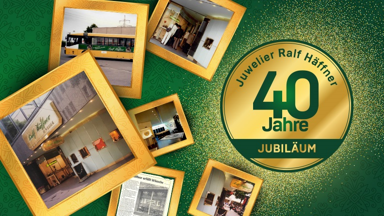 2018 Jubilaum 40 Jahre Juwelier Ralf Haffner Watch De