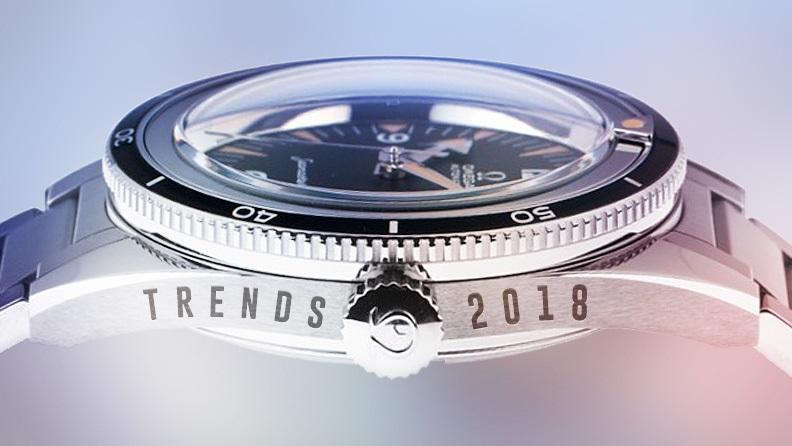 Luxus uhren trend