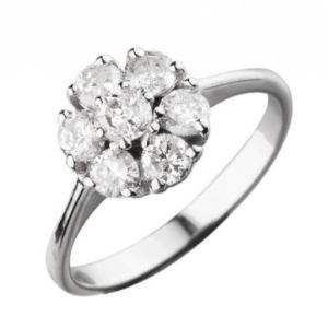 Ring Rose Geschenk zum Valentinstag