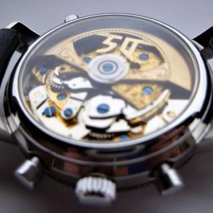 Uhrenbörse Dubey Schaldenbrand Flyback Chronograph