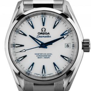 Vorderansicht Omega Seamaster Aqua Terra