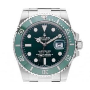 Rolex Submariner Date Verde aus dem Jahr 2011