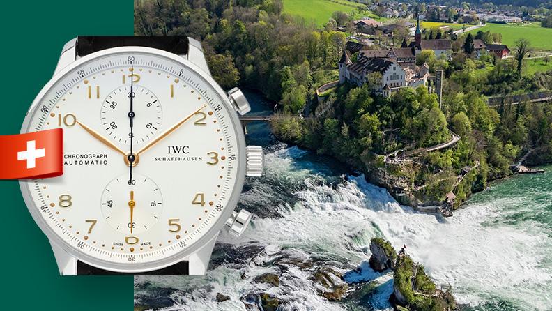Uhren-Ikonen von IWC Schaffhausen zum Jubiläum