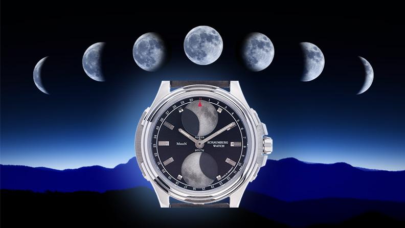 Uhren mit Mondphase auf www.watch.de