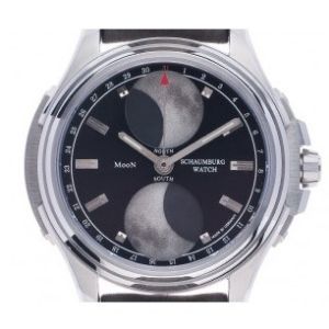 Schaumburg Watch Urbanic Double Moon mit Mondphase