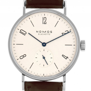 NOMOS Glashütte Tangomat Armbanduhr
