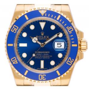 Rolex Submariner Gold Date