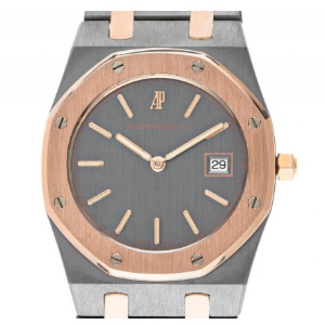 Damenuhr Roségold: Audemars Piguet Royal Oak Tantal