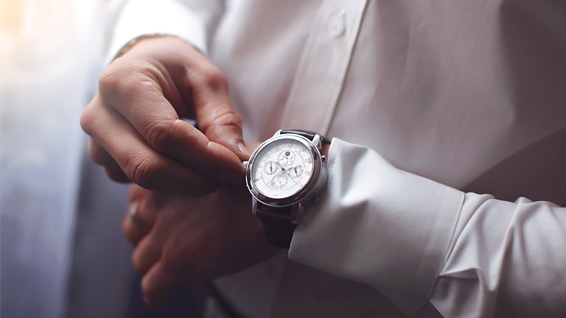 Tipps zum Umgang mit mechanischen Uhren