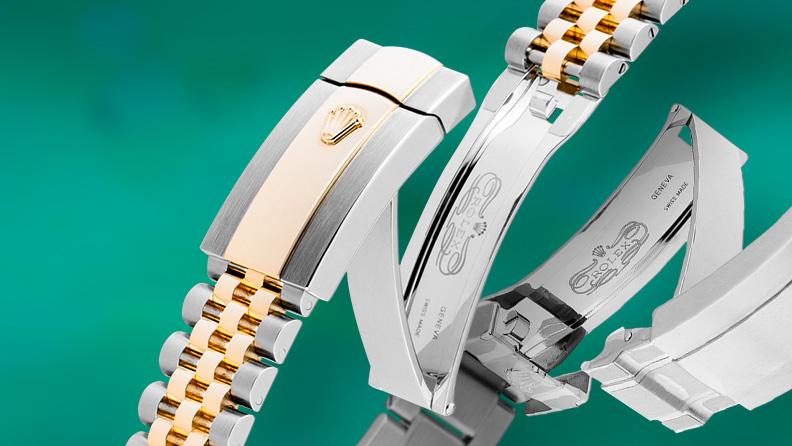 Rolex-Armbänder