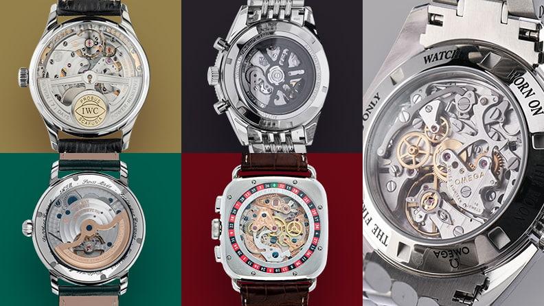 Uhren mit Glasboden auf watch.de
