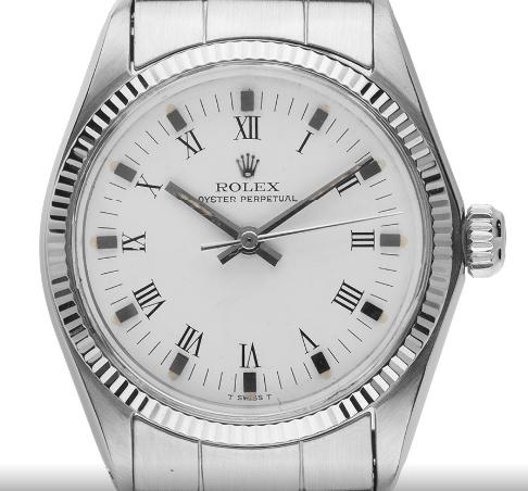 Dress Watch: Rolex Oyster Perpetual