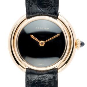 Minimalistische Uhr: Cartier Must Vintage Bj. 1995