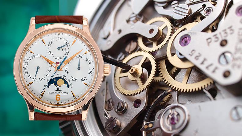 Komplikationen bei Armbanduhren watch.de
