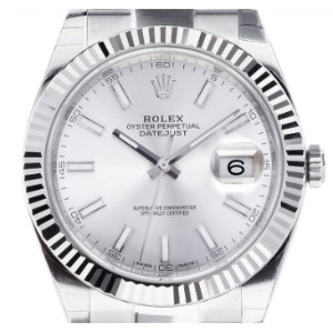 Rolex Datejust Weißgold Automatik Ref. 126334