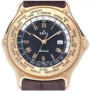 Zeitumstellung: Ebel Voyager Weltzeituhr GMT Automatik