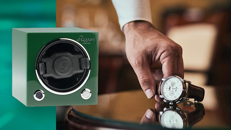 Uhrenbeweger auf www.watch.de