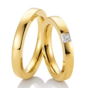 Eheringe / Trauringe Saint Maurice Gold
