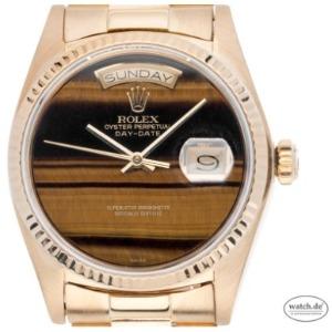 Rolex Day Date Tiger Eye, Bj. 1979