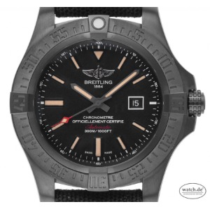 Toolwatch: Breitling Avenger