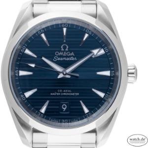 Toolwatch: Omega Seamaster Aqua Terra