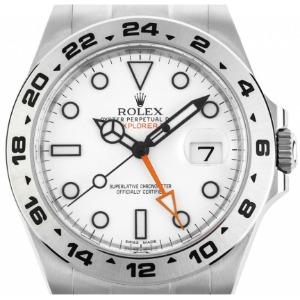 Toolwatch: Rolex Explorer II