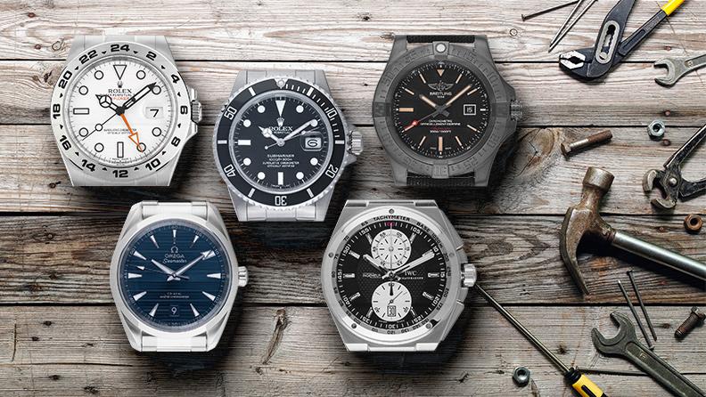 Toolwatches – robuste Uhren für den Alltag – auf watch.de